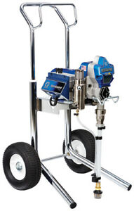 Graco Rental Pro 230 Airless Paint Sprayer Interior Exterior New In Stock
