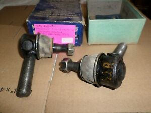 1937 1938 1939 Chrysler Dodge Desoto Plymouth New Usa Made Tie Rod Ends L r