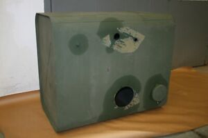 Green Military Auxiliary Fuel Tank 31 X 19 X 26