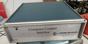 Columbus Instruments Computer Counter Interface For Animal Activity Monitor 2