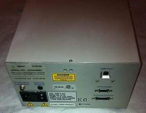 Agilent G1974a Masstech Ap maldi Pdf Ion Source For Lc msd Trap And Tof Systems