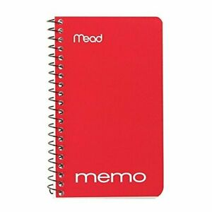 Mead Note Pad Spiral 5 In X 3 In