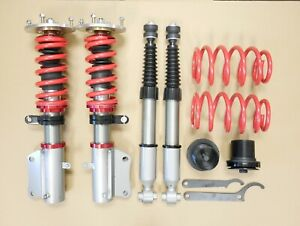 Touring Tech Lowering Coils Coilovers For 2005 2014 Mustang Tt f402