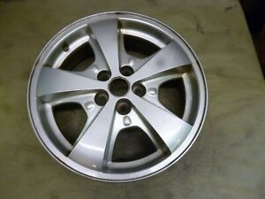 2000 2002 Chevrolet Cavalier 16 Silver Wheel Hollander 5093