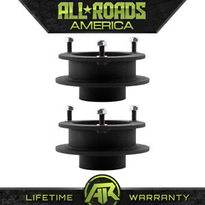 For 1994 2001 Dodge Ram 1500 4wd 3 5 Front Steel Spring Spacers Lift Kit