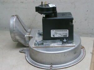 Fasco 7058 1019 Draft Inducer Blower Motor Assembly 348573 70581019