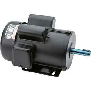 Grizzly H5384 Motor 2 Hp Single phase 1725 Rpm Tefc 220v