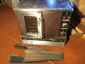 Garland Propane Gas Commercial Convection Oven Us Range Garland With Stand Legs