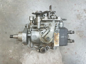 Used Original Denso Ve Fuel Injection Pump For Toyota Land Cruiser 096000 5850