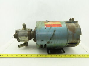 Clark P56sd703 38 48v Dc Forklift Motor And Hydraulic Pump