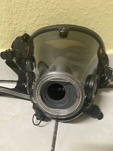 Scott Av 2000 Full Face Respirator Mask Size Large