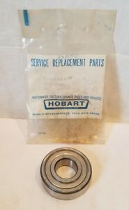 1 Hobart berkel stephen Lower Motor Shaft Bearing For Vcm Mixer Nos Oem M 82999