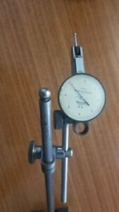 Brown And Sharpe 7023 3 Best Test Dial Indicator 0001 W stand