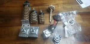 Lot Of Switches And Rotary Switches