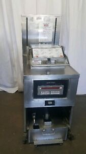 Henny Penny Electric High Volume Pressure Fryer Model Pfe591 Cooks Up To 24lb