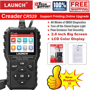 Obd2 Eobd Scanner Car Code Reader Auto Diagnostic Scan Tool Engine Fault Check