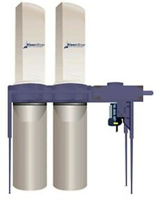 Kleen shop Model Ks 753 2ln Low Noise Dust Collector 7 5hp 3phase 3000cfm New