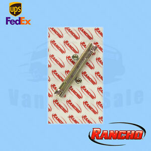 Leaf Spring Center Pin Rancho Ranrs8127