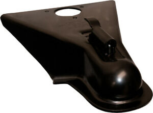 A Frame Trailer Coupler With Black Paint Finish For 2 5 16 Hitch Ball