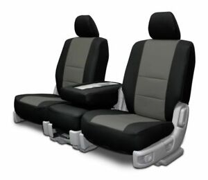 Custom Fit Seat Cover For Volvo C30 In Leatherette Front Rear