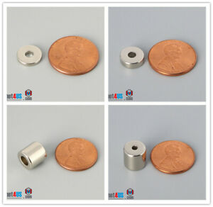 Ring Magnets 9 5mm 3 8 od Multiple Size Rare Earth Neodymium N40 n45 Arts Tools