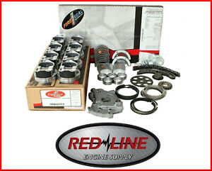 Engine Rebuild Overhaul Kit For 1997 2012 Ford 330 5 4l Sohc 24v