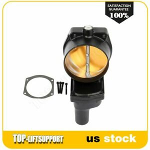 New 102mm Boosted Drive By Wire Throttle Body For Ls2 Ls3 Ls7 Lsx Engines