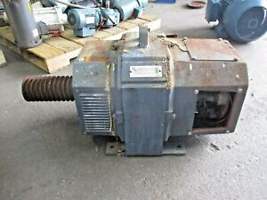 Reliance 15 Hp Dc Motor Fr 325at 500 V 850 1020 Rpm 422903j Used