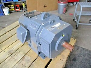 Reliance 15 Hp Dc Motor Fr 325at 500 V 850 1020 Rpm 422941j Used