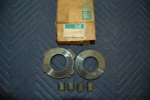 1964 1980 Corvette Nos Posi Clutch Disc Pack Kit 483722