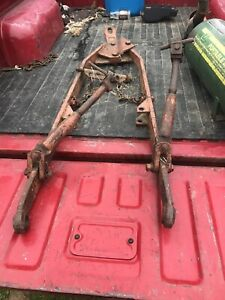 Allis Chalmers Tractor 3 Point Hitch Wd Wd45 D17 D19