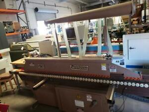 Voorwood Shaper Sander Model A178a woodworking Machinery