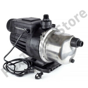 Grundfos Mq3 35 Booster Pump 3 4 Hp 115v