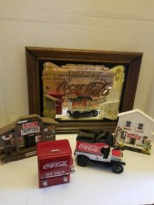Coca Cola Collectibles (Lot of 5 items)