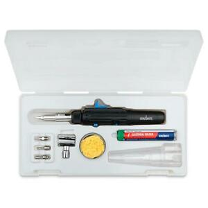 St500 Cordless Soldering Iron Micro Torch Kit 7 Settings Cutting Heating Tip