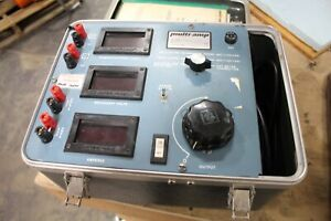 Avo Multi amp Cter 83 Current Transformer Ratio Excitation And Polarity Tester