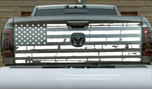 Us Flag Decal Graphic Sticker Truck Tailgate For Ford Ram Chevy Or Any Universal