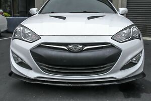 Hyundai Genesis Coupe 2 0 3 8 Front Lip Splitter No Apr Support Rods Included