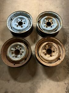 1960 Chevy Bel Air Wheels And Center Caps