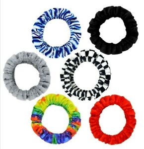 Universal Stretch Soft Warm Plush Cotton Steering Wheel Cover Multiple Options