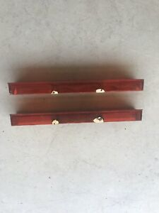 1964 Lemanns Gto Rear Taillight Lenses Free Shipping Obo
