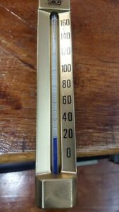 Sika Thermometer Hvac Version With Aluminium Case angle