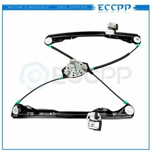 Manual Window Regulator For 2000 2007 Ford Focus Front Right Without Motor
