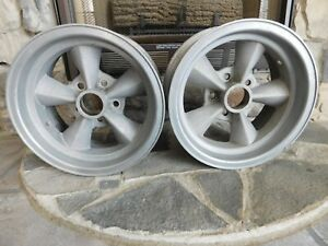 2 Super Rare Vintage Real American Racing T 70 Torque Thrust Wheel 14 X 7