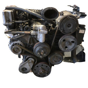 2 2l Motor And 5 Speed Transmission 95 S10 S15 Sonoma