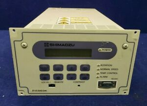 Shimadzu Tmp Power Unit Turbomolecular Pump Controller Ei d2003m
