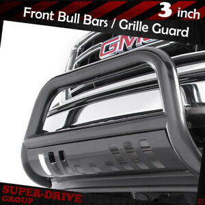 For 99 07 Chevy Silverado Classic 2500ld Bull Bar Skid Plate Grille Guard