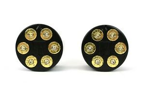 Black Revolver Knobs lincoln Sae300 Bwa1142