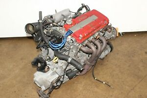 Jdm 99 00 Honda B16b Engine Civic Ek9 Type R 1 6l Dohc Vtec Lsd Transmission