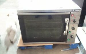 Adcraft Coh 3100wpro Half size Countertop Convection Oven 220v 1ph